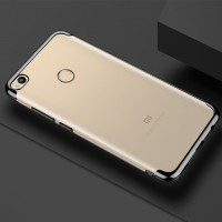 TPU PLATING Xiaomi Redmi 4X Prime soft case ultra thin casing cover hp