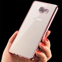TPU SHINE Samsung Galaxy A9 Pro ultra thin soft case casing transparan
