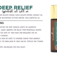 Essential Oil Young Living Deep Relief - Roll On