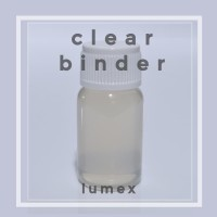 Lumex Binder Paint | Clear Gloss  Binder Paint - For Hobby  & Modeler