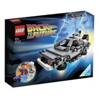 Lego 21103 - The DeLorean Time Machine - Back to the Future