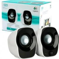 Logitech Speaker Z120 Komputer Sound System Garansi 1 Tahun Original