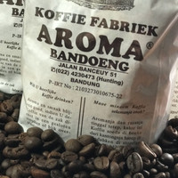 Kopi AROMA Bandung // Arabica Mocca