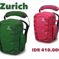 Tas Ransel laptop/Backpack/Daypack CONSINA zurich Original