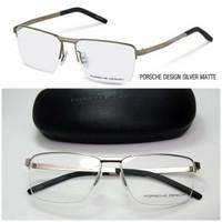 kacamata porsche design half free lensa Anti radiasi emi dan uv
