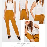 MNG SS Pocket Shirt