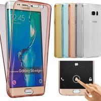 Softcase samsung S9, S9 Plus - Softcase depan belakang Samsung S9 S9+