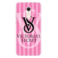 Victoria Secret Logo Pink Z3874 Xiaomi Redmi 5 Plus Custom Case