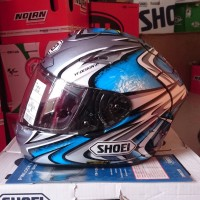 Helm Shoei X12 X-12 Daijiro Kato TC-6