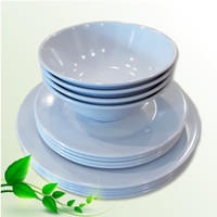 Paket Family Set Peralatan Makan Melamin IGI GLORI Melamine