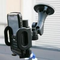 Dijual Universal Car Hp Holder Smartphone Holder Lazypod Mobil