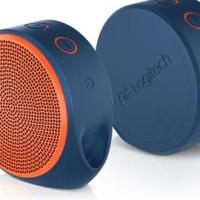 Jual Logitech X100 - Bluetooth Speaker Unik