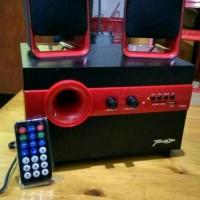 New! Speaker Gmc Teckyo 778C / Speaker Bluetooth / Bkn Advance Hot
