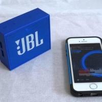 Jual Jbl Go Blue Speaker Bluetooth Portable Original Unik