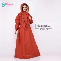 Jas Hujan Muslimah Sheba Barkhiya