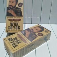 CREAM WAK DOYOK/WAKDOYOK| Penumbuh Rambut/ Kumis/Jenggot | Free Sisir