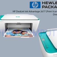 Printer HP 2677 [Print Scan Copy] Direct Wifi