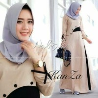 dress wanita/Pakaian wanita/Busana/Baju/Busui/Maxi dress/hijaber/Gamis