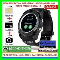 SMARTWATCH SMART WATCH FOR MI BAND 2 AMAZFIT BIP APPLE SAMSUNG GEAR V8