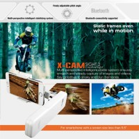 X-Cam Sight 2 Portable Smartphone Gimbal Stabilizer 2 A Murah