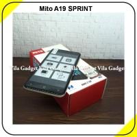 PROMO!! MITO A19 SPRINT RAM 2GB Dual SIM 4G LTE HP Android TERMURAH!!