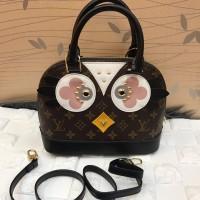 Tas Wanita Merk Louis Vuitton Alma Owl Import Like Original