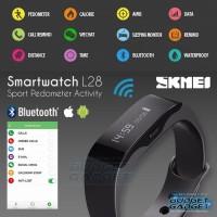 Original SKMEI Smartwatch OLED Display Fitness and Noti BARU