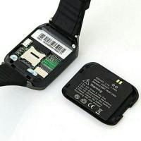 TERMASUK KOTAK Cognos Smartwatch DZ09 / U9 - GSM Sim Card - FULL BLACK