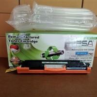 Toner Cartridge HP CE311A CP1025 Cyan Remanufactured Bergaransi