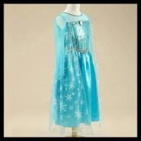 Promo . . . . . . Dress / Gaun Baju Anak Frozen ! ! ! ! !