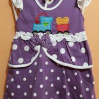 Dress Gaun Baju Bayi Anak Perempuan Fashionable Sweet Love