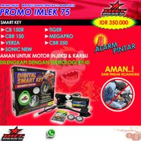 PROMO ALARM SMART KEY IMAX CBR150 CB150R TIGER MEGA PRO VERZA