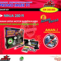 PROMO ALARM SMART KEY IMAX NINJA 250 FI