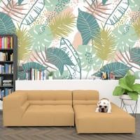 Wallpaper Custom Motif Tropical 01