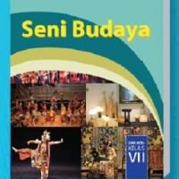 Buku Seni Budaya SMP kelas 7 kurikulum 2013 Revisi 2017