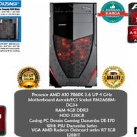 PC Rakitan AMD A10-7860