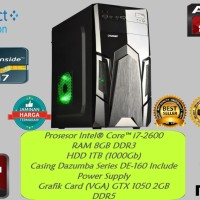 PC Rakitan Intel Core i7-2600