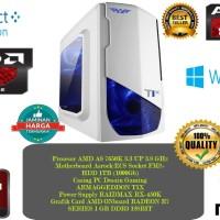 PC Rakitan AMD A8-7650