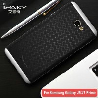 Ipaky Original Samsung Galaxy J7 prime ON 7 soft case back cover slim