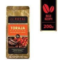 Coffee/Kopi JJ Royal Toraja Arabica Bean Bag 200g