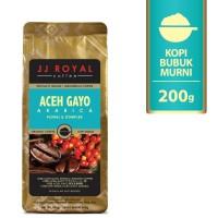 Coffee/Kopi JJ Royal Aceh Gayo Arabica Ground Bag 200g