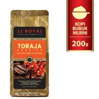 Coffee/Kopi JJ Royal Toraja Arabica Ground Bag 200g