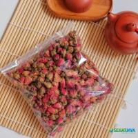 Teh bunga Mawar ( Red rose buds flower tea ) 50 gram