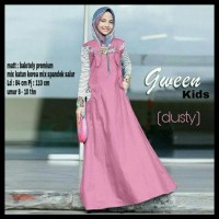 (Turun Harga!!) Model Baju Muslim Gamis Terbaru Dan Modern Gween Maxi