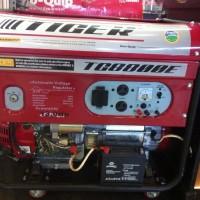 Genset 6000 watt Bensin Tiger SUPER QUALITY