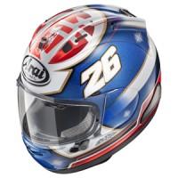 Helm Full Face Arai RX7X Pedrosa Samurai