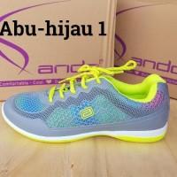 TERBARU sepatu kets sneakers olahraga jogging aerobic wanita