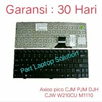 EXCLUSIVE Keyboard Notebook Axioo Pico PJM CJM CJW W210CU M1110 Grade