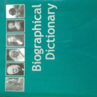 Kamus: Chambers Biographical Dictionary