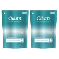 Jual 2 Pcs Oilum Cleansing Wash Hydrating Care Pouch Murah